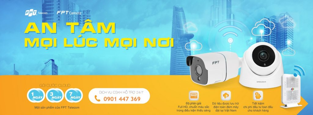 banner camera fpt