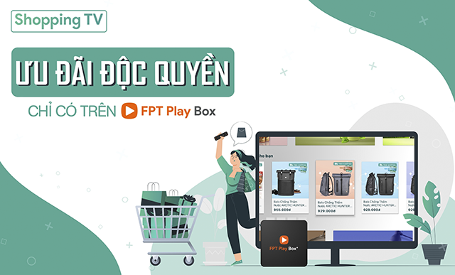 shopping tv fpt play box