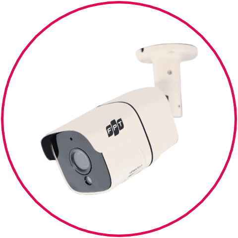 camera fpt outdoor